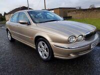 Jaguar X Tpye 3.0 V6 SE AWD **4x4**AUTOMATIC**12 MONTHS MOT**TOWBAR**Clean & Tidy**