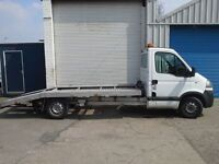 Recovery & car transport service