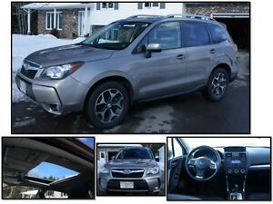 2014 Subaru Forester XT Touring SUV, Crossover