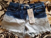 H&M brand new shorts