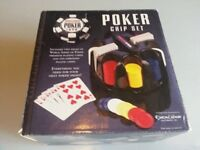 Poker Chip Set - Good Condition