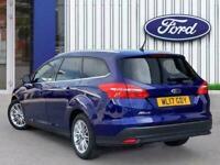 2017 Ford Focus 1.5 Tdci Zetec Edition Estate 5dr Diesel s/s 120 Ps Estate DIESE