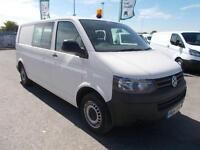 Volkswagen Transporter 2.0 Tdi 102Ps Startline Kombi Van DIESEL MANUAL (2014)