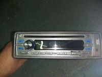 Car Stereo - Roadstar 650 USB FM Radio Equaliser MP3 4x40w