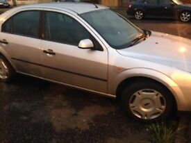 mondeo for sale or swap