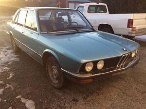 1977 BMW 520