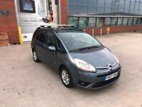 Citroen Grand C4 Picasso 1.6 HDi 16v VTR+ EGS 5dr, 2 OWNERS, TRADE SALE