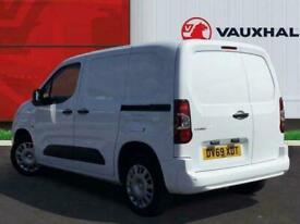 2019 Vauxhall Combo 1.6 Turbo D 2300 Sportive Panel Van 4dr Diesel Manual L1 H1