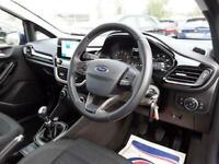 2017 Ford Fiesta 1.0t Ecoboost Zetec Hatchback 3dr Petrol Manual s/s 100 Ps Hatc