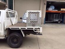 Aluminium dog cage for ute St Clair Penrith Area Preview