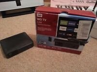 WD Live TV streaming media player