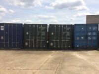 New 20 ft x 8 ft Storage Containers to Rent