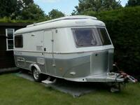 2006 Eriba Hymer Troll GT 552 Mover Omnistor Awning Fixed Bed 3berth
