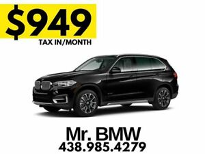 2018 BMW X5 BRAND NEW - $949/Month - Tax In - $0 Down - 48 Month