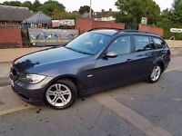 2008 bmw 318 2.0 touring estate for spares or repair