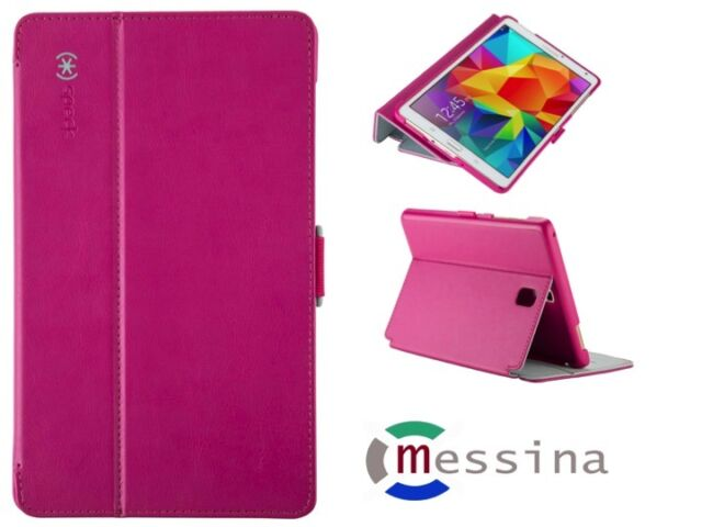 "SPECK SAMSUNG Galaxy Tab S 8.4"" StyleFolio PINK - A3017 Genuine Retail Packed"