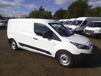 Ford Transit Connect 1.6 Tdci 75Ps Van DIESEL MANUAL WHITE (2015)