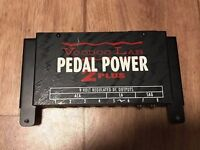 Guitar Effects + Power Supply For Sale