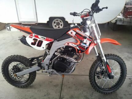 SDB PRO X 250CC 17/14 BIG WHEEL PITBIKE Maylands Norwood Area Preview