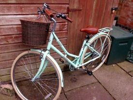 Pendleton Mint Green Bike LIKE NEW