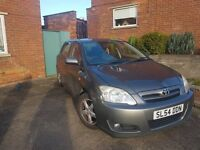 FOR SALE TOYOTA COROLLA 1.6 PETROL