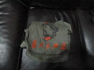 Mao messenger bag
