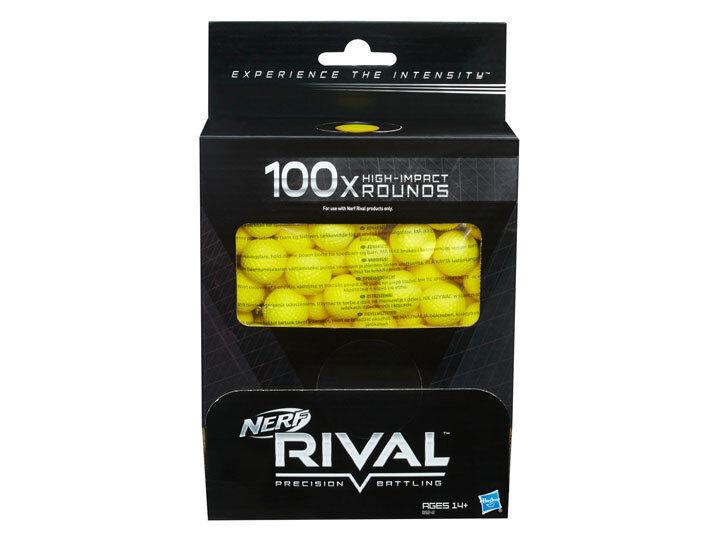 brand new rival 100 x round refill