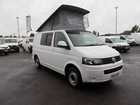Volkswagen Transporter 2.0 Tdi 102Ps Auto Platform Camper Conversion Startline V