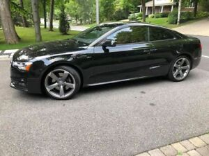 Audi S5 2016 - 6 Speed Manual (for sale or lease transfer)