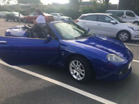 Get Ready for some summer fun with MG - TF 135 Convertable