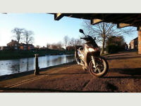 Aprilia Sport City 125cc + NEW MOT