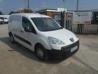 Peugeot Partner 850 S 1.6 Hdi 90 Van DIESEL MANUAL WHITE (2011)