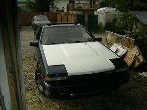 I have a rare 1985 200sx turbo great condition