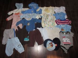 3 month clothes lot Summerside OR Charlottetown