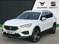 2019 SEAT Tarraco 1.5 Tsi Evo Xcellence Lux Suv 5dr Petrol Manual s/s 150 Ps MPV