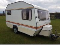 Sprite Alpine 4 Berth Retro Caravan with Extra's