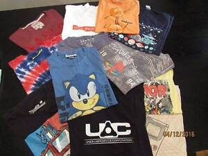Collection of gaming/brand t-shirts (Size Medium) Mount Barker Mount Barker Area Preview