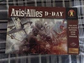 Axis and Allies D-Day and Tide of Iron Next Wave