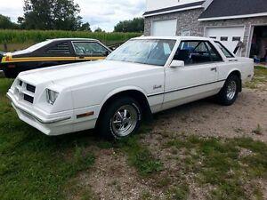 1980 Chrysler Cordoba ls