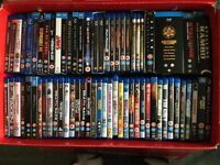Blu Rays forsale