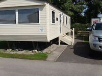 6 berth Lakeland Caravan for Hire on Lakeland Leisure Park