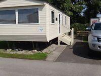 6 berth Lakeland Caravan for Hire on Lakeland Leisure Park