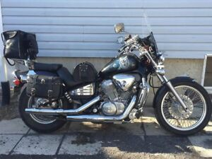 Honda Shadow VT600 2002