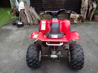 2006 Honda TRX300 Sportrax Quad 300cc
