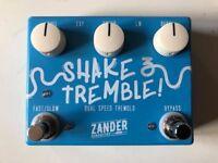 Zander Tremolo + Crybaby Wah Pedal