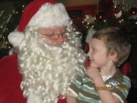 IT'S THAT TIME OF YEAR AGAIN FOR SANTA!!