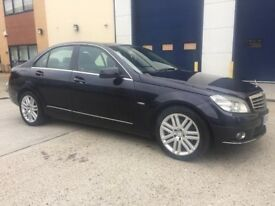 MERCEDES C220 2010 MANUAL PCO REGISTERED, NEW MOT FIRST TO SEE WILL BUY!!
