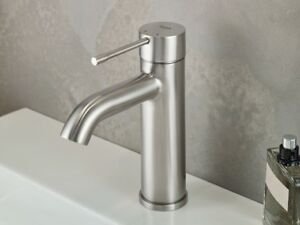 NEW!!! Grohe Essence Faucet in Brushed Nickel