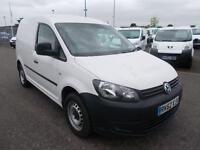 Volkswagen Caddy 1.6 Tdi 75Ps Van DIESEL MANUAL WHITE (2012)