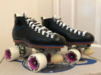 Riedell Bluestreaks Roller Derby Skates